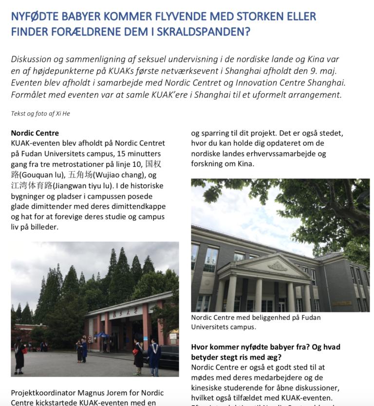 Københavns Universitets Alumneforening for Kinastudier
